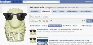 Reichweite.de bei Facebook