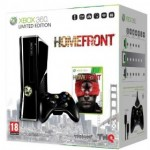 XBox 360 Slim 250GB Homefront Bundle