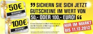 ProMarkt Gutschein-Aktion