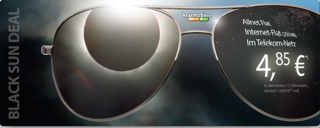 Klarmobil Black Sun Deal