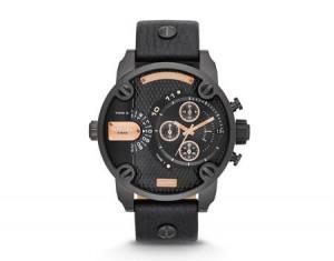 diesel-little-daddy-xl-herren-armbanduhr-chronograph-quarz-leder-verschluss-dornschliesse