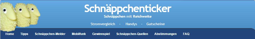 Schnäppchenticker 2008