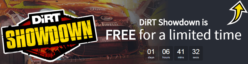 DiRT Showdown (PC) gratis