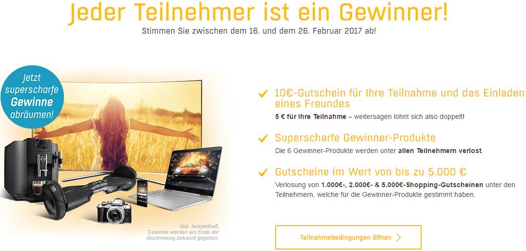 Gutscheine für redcoon.de