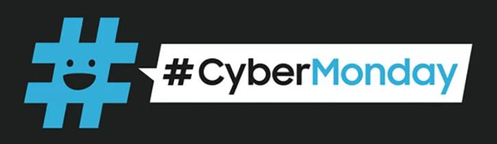 Cyber Monday bei Samsung