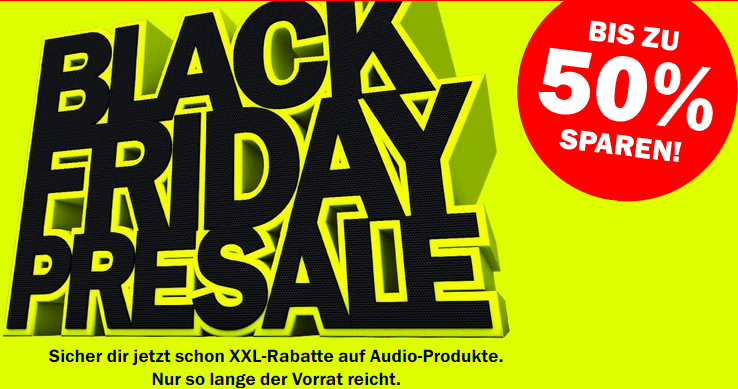 Teufel Black Friday Presale